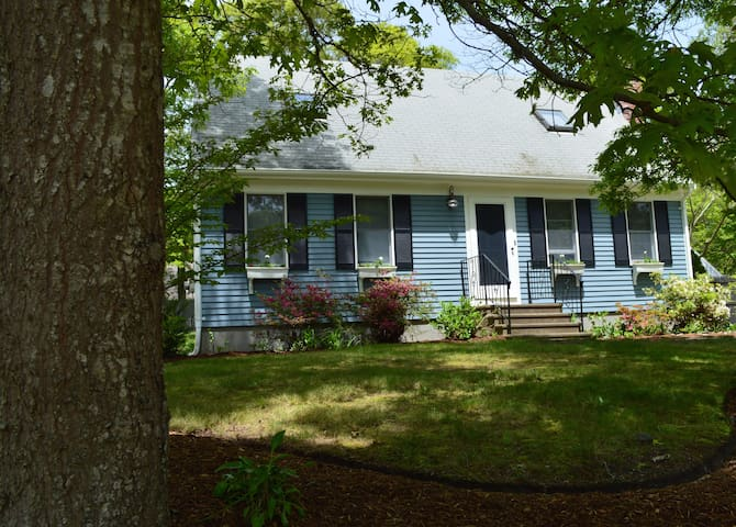 Falmouth Vacation Home Great for Families
