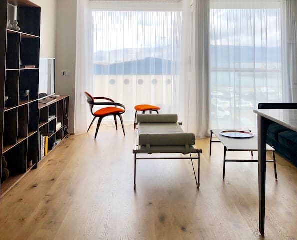 Downtown Luxury Apartment With Ocean View
