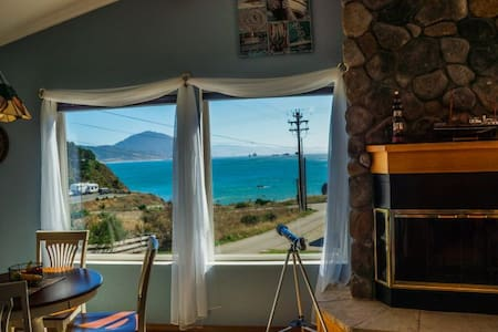 Admiral's Landing - Port Orford - Casa