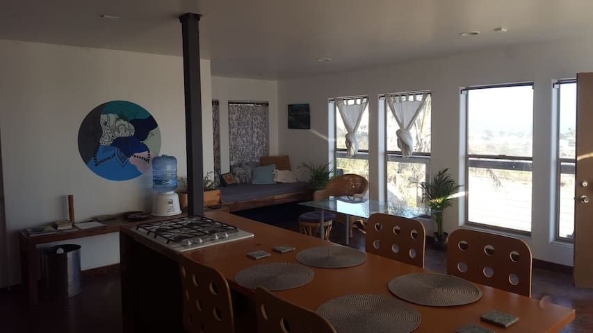 Cute Studio,Great location,Near town Cicese/Uabc