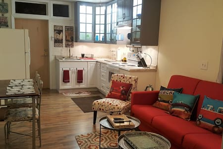 Cozy 1 bedroom apartment with private entrance. - Leesburg - Apartamento