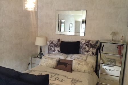 Private room in family home