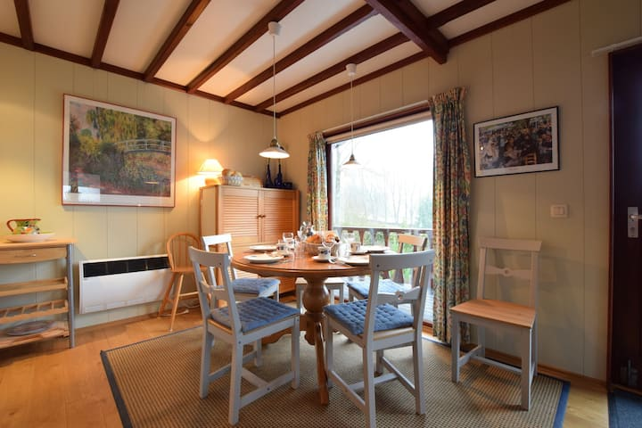 Komfortables Chalet in Gouvy am Cherapont-See