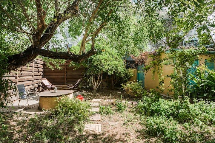 Central Nicosian House in Beautiful Garden - Lefkoşa - Casa