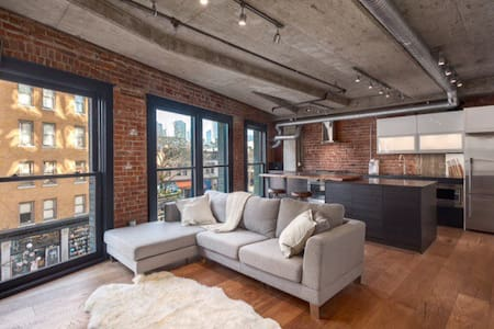 Gastown Warehouse Conversion - Vancouver