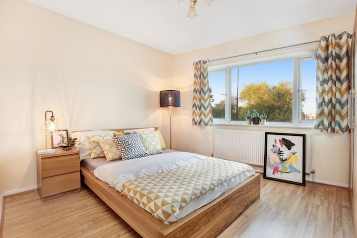 Brand New Double Bedroom In Chiswick (2)
