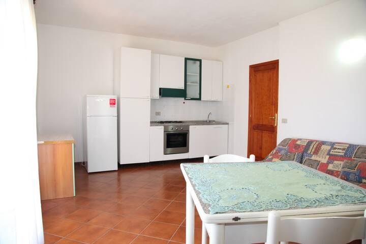 Appartamento con giardino a Lu Impostu - Lu Fraili - Apartmen