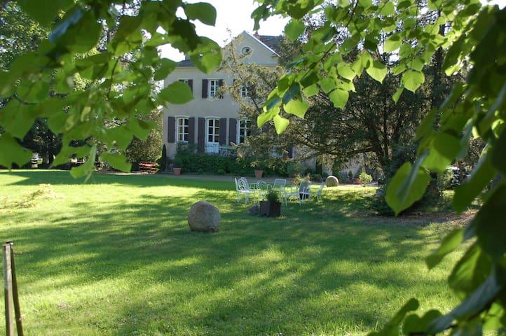 Chambres d'hôtes au cœur des vignes