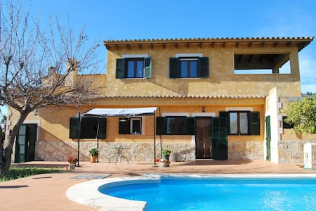 Cottage with garden & swimming pool - Palmanyola - Xalet