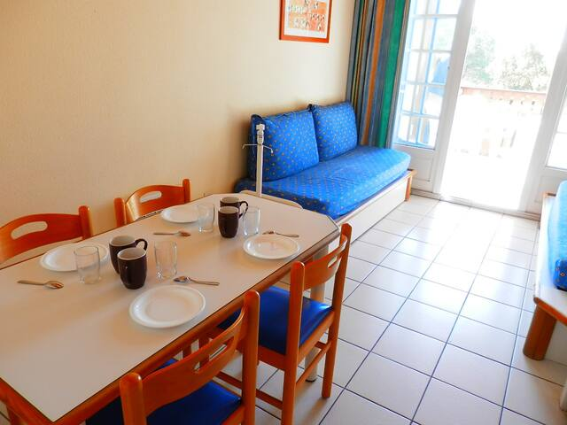 Résidence 3* PIERRE ET VACANCES a Moliets-et-Maa - Moliets-et-Maa - Appartamento con trattamento alberghiero