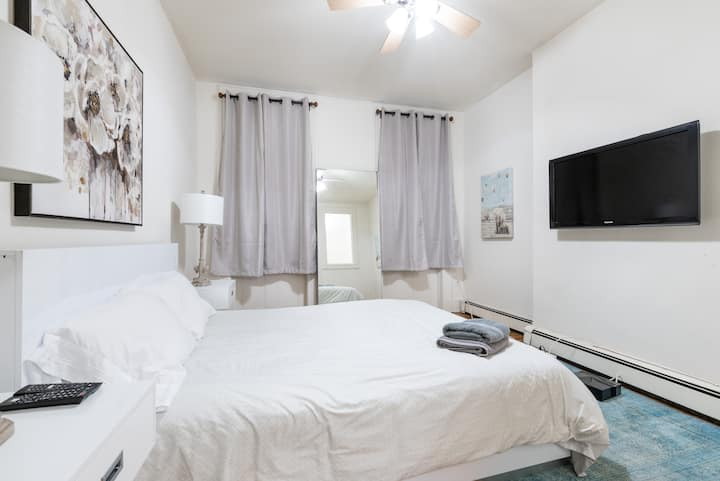 Hoboken 2 Bed 1 Bath Dream At 14th Street Near NYC