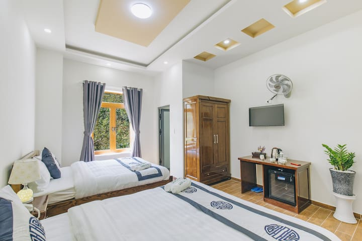 Camly9+_ Home for a relaxed stay 4(Twin Vip Room)