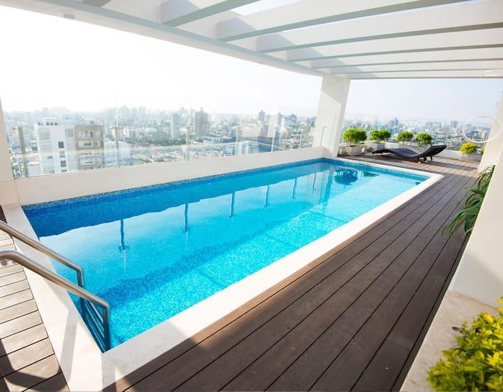Habitación ideal extranjero roomate x 40tena