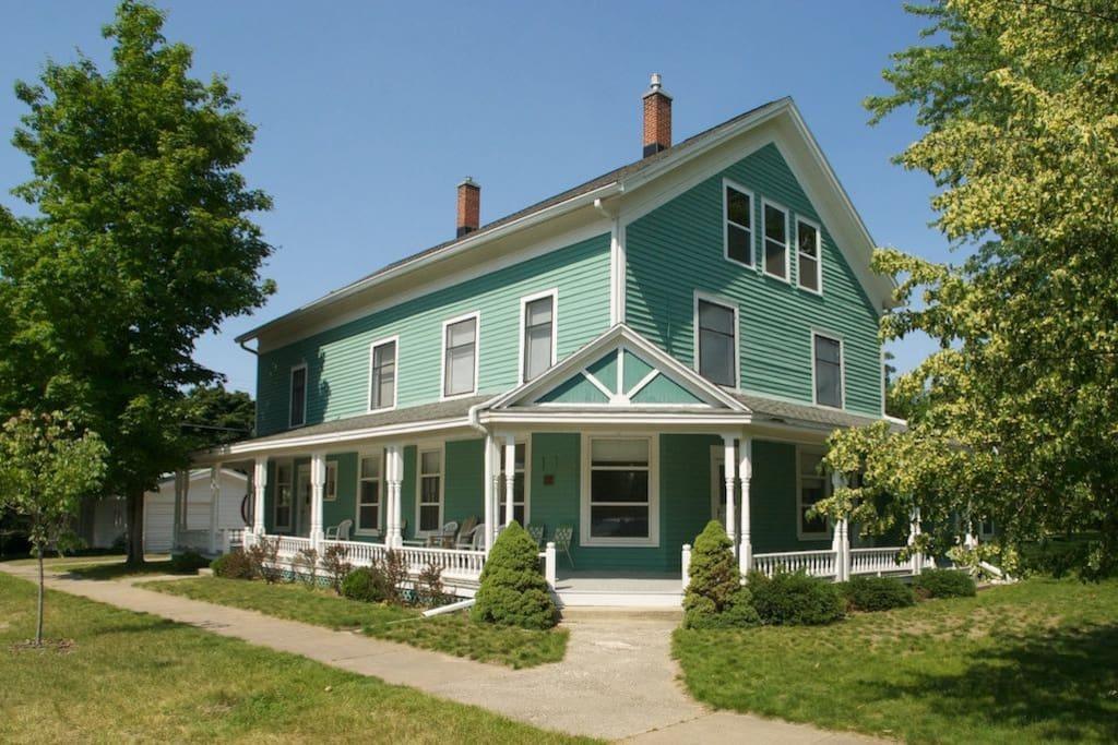 Historic Hughes House