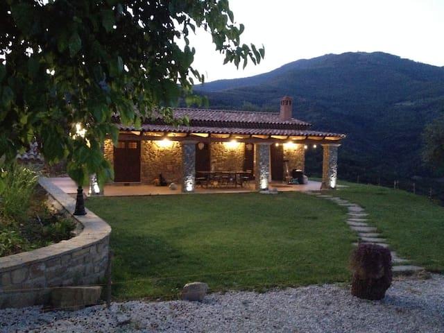 Casale Celso - splendido casale vicino Acciaroli - Pollica