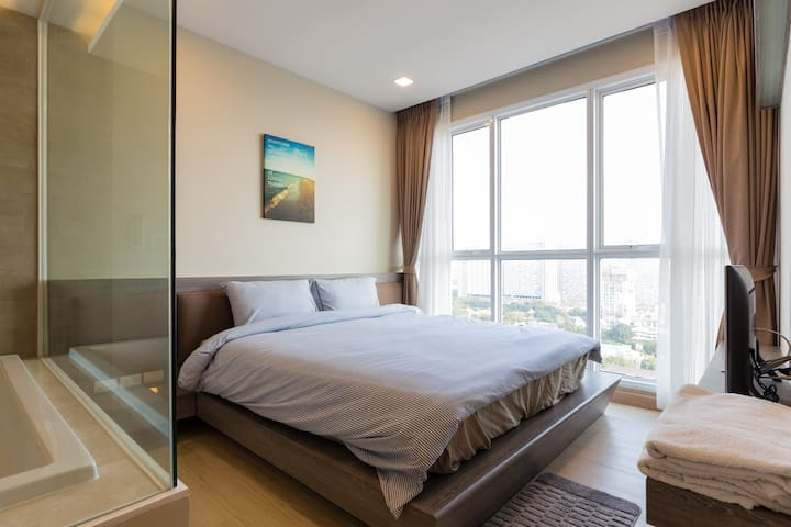 BEACHFRONT 3BR ULTRA LUXURY CONDO PATTAYA CETUS - Muang Pattaya