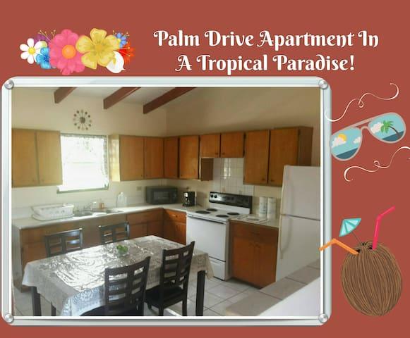 Palm Drive Apartment - Frederiksted - Apartamento