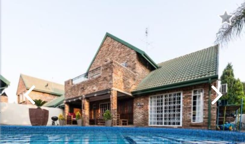 Up-market,charming double story house - 波切夫斯特魯姆(Potchefstroom) - 獨棟