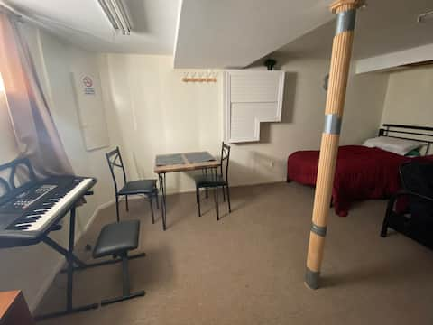 1 Bedroom Basement, NEWLY Renovated