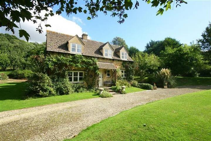 Orchard Cottage, Buckland nr Broadway Cotswolds - Buckland - Huis