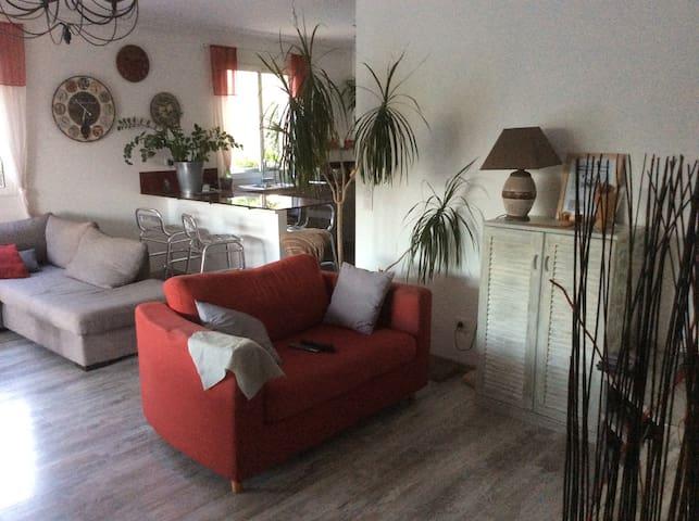 Maison confortable entre Cannes et Grasse - Mouans-Sartoux