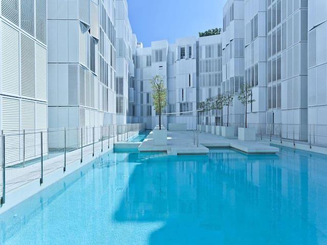 WHITE LIFE EIVISSA  !! Wifi, Parking, Concierge... - Ibiza - Loft