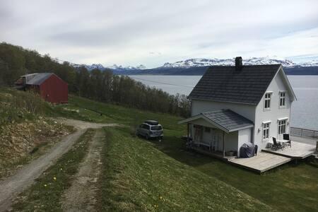 Perfekt familiferie - Velkommen til Nordvika:)