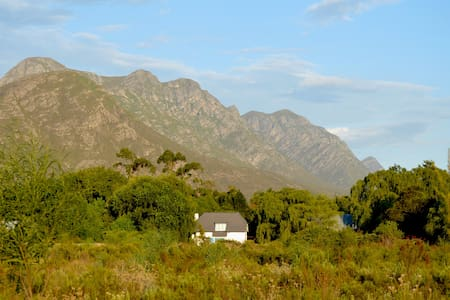 Little Oak Cottage - Greyton