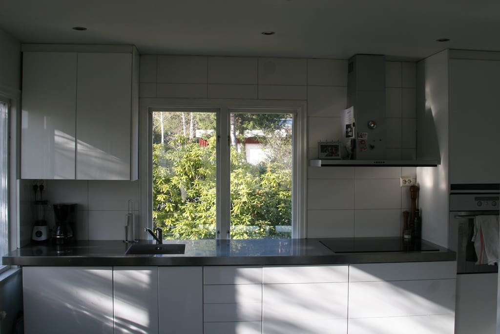 Kitchen at first floor.