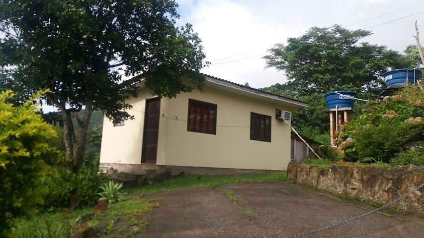 Casa praia no Siriu - garopaba - Casa
