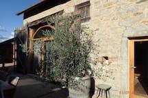 Le gite rénové dans une ancienne grange