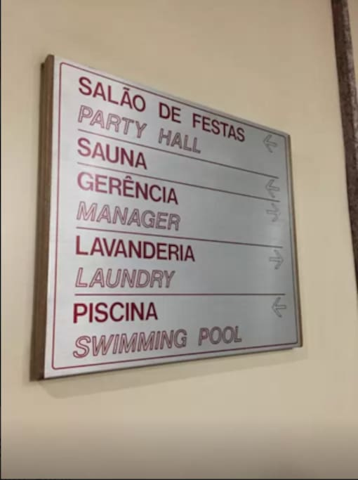 We have Sauna and an amazing pool.