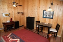Chequamegon - one of three Queen rooms to which you may be assigned for the basic rate