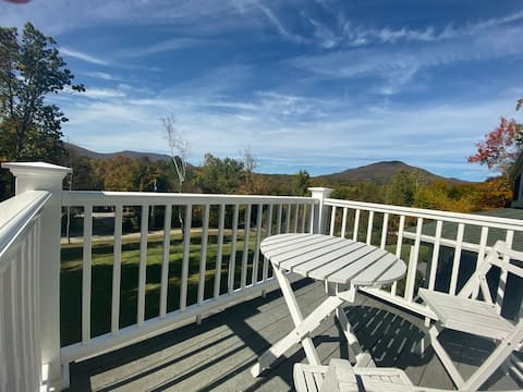 Manchester Ctr. Guest House w/ Balcony & Mt. Views