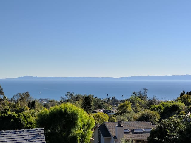 Ocean Views in Santa Barbara - Montecito - Apartment