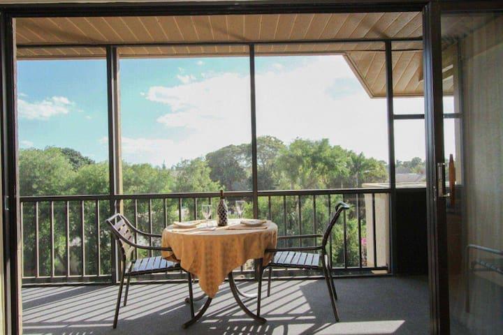 Sunny 2B2B-suite in tropical resort - Nàpols - Casa de vacances