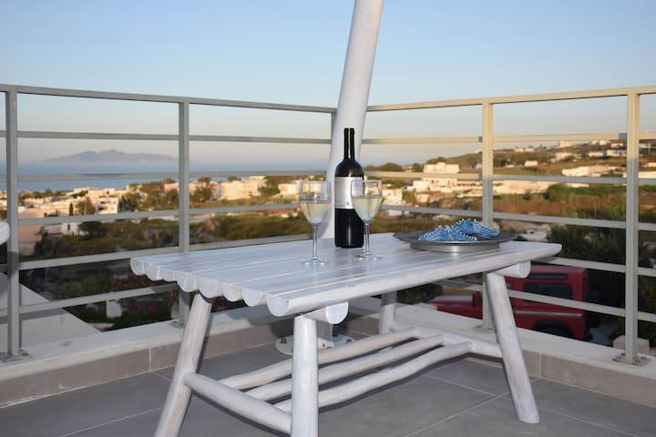 Santorini Garden Homes - Balcony