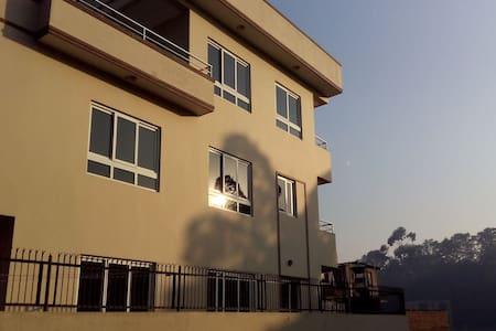Matrika's home at Dhumbarahi Ringroad. - Kathmandu - House