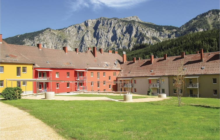 Holiday apartment with 2 bedrooms on 60m² in Eisenerz
