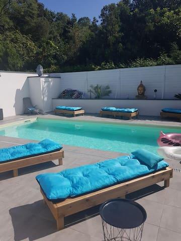 Magnigique Villa avec piscine