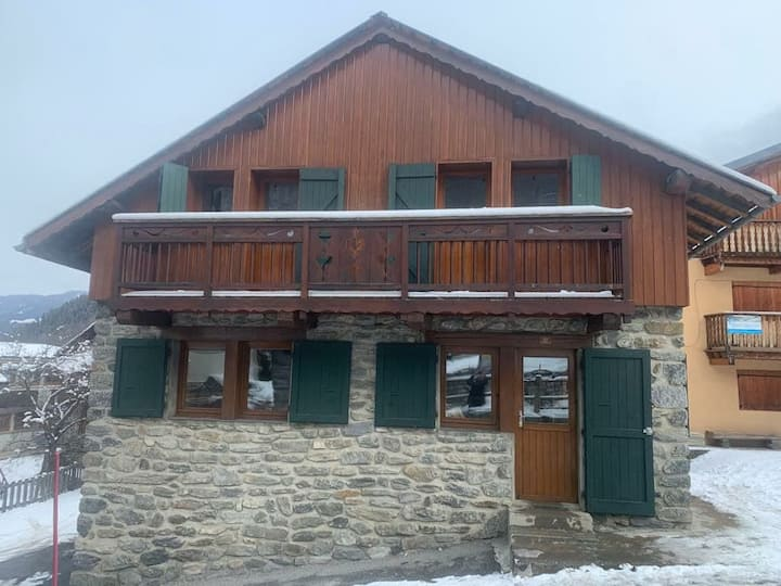 Chalet traditionnel familial