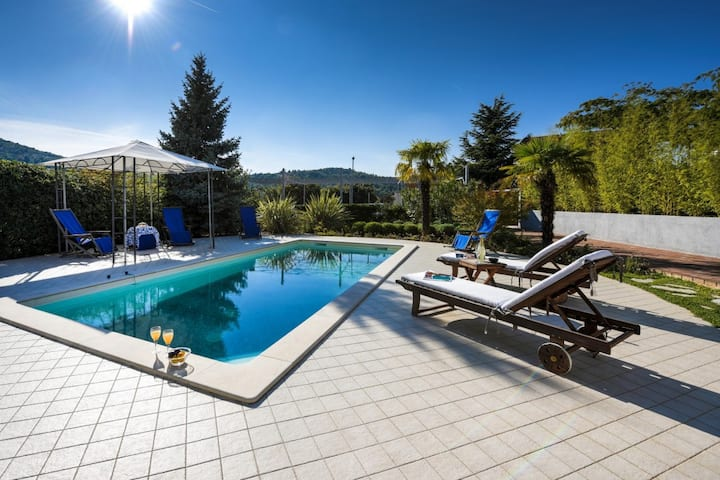 Villa Vicencin, Croatia Luxury Rent