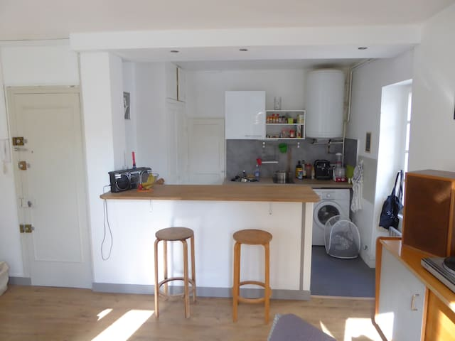 Cosy two-rooms - perfect location - Caen - Apartment