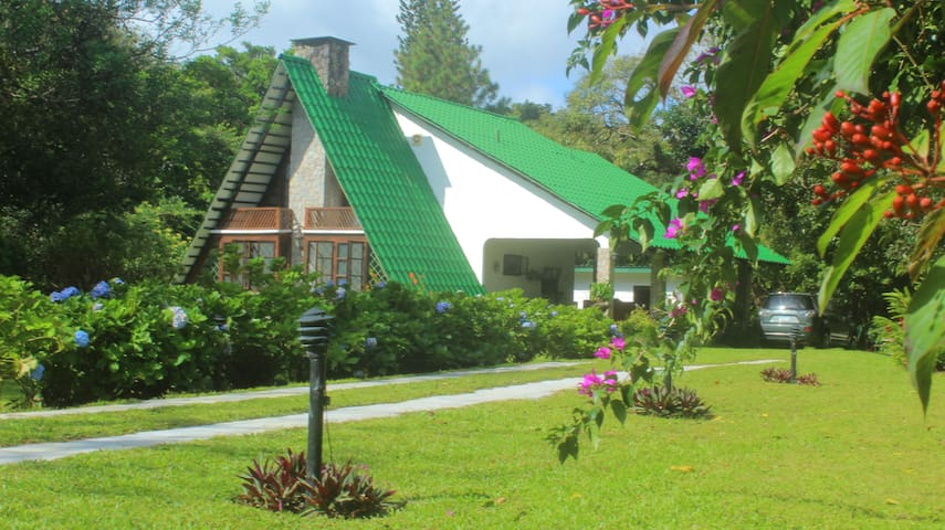 Perfect Home at El Valle, Panama - El Valle de Antón - Huis