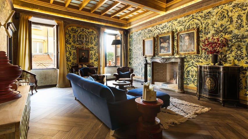 Villa Castelli Glam Apartment