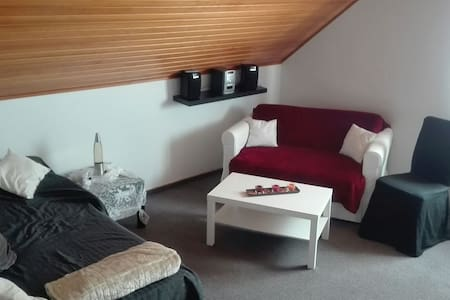 Modernes Doppelzimmer - Großenkneten