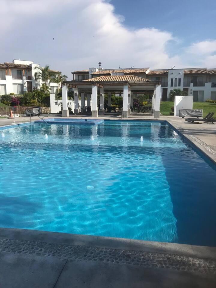 Casa Vacaciones / Cuernavaca Xochitepec / Recreo