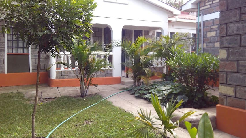 Laiboni home, Nairobi - Nairobi - Dom