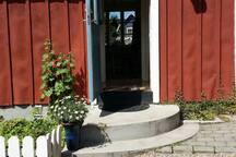 Stuga uthyres/cottage, Östra Karup, Båstad