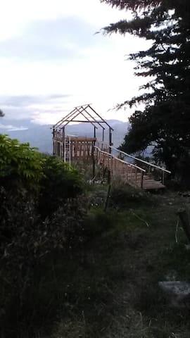 Posada Ecoturistica  Naturaleza 100% cerca a Bta - Chipaque - Sommerhus/hytte